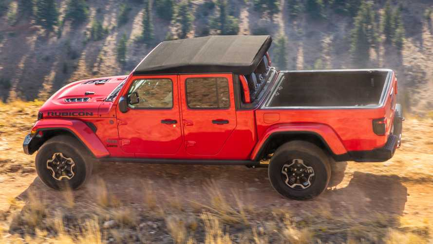 Picape Jeep Gladiator