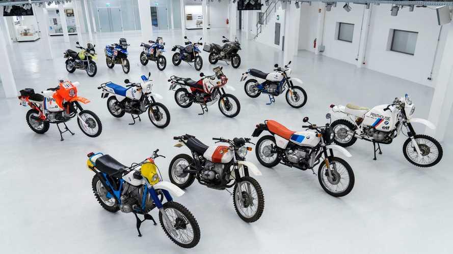 BMW Motorrad, tanti auguri GS! I 40 anni del mito