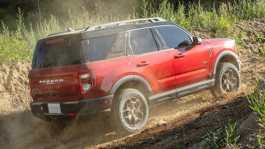 2021 Ford Bronco Sport Gets First Rebate To Offset Recent Price Hike