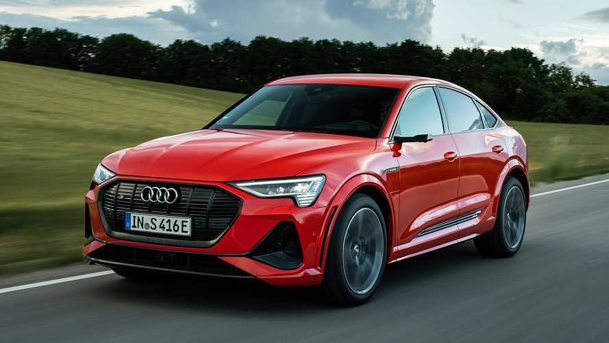 Audi e-tron S Sportback (2020) im Test: Kraft der drei Herzen