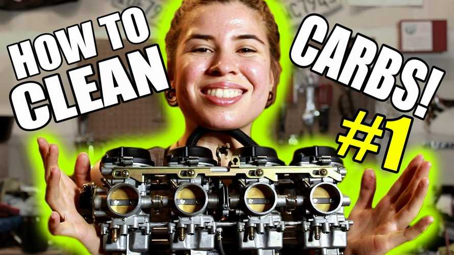 Clean Your Carburetors With Killswitch Queen