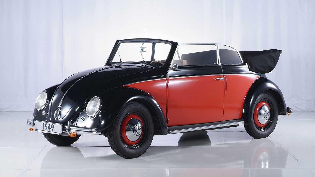 Käfer Cabriolet (1949)