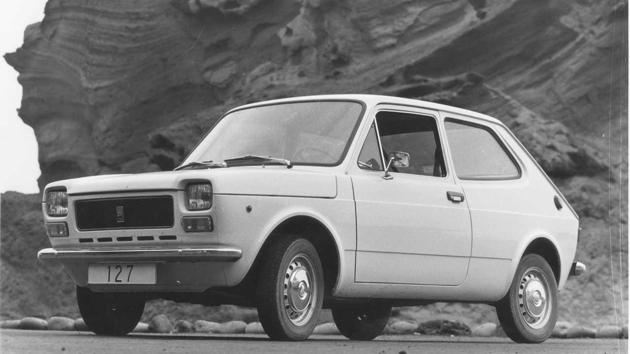 SEAT 127 (1972-1983)