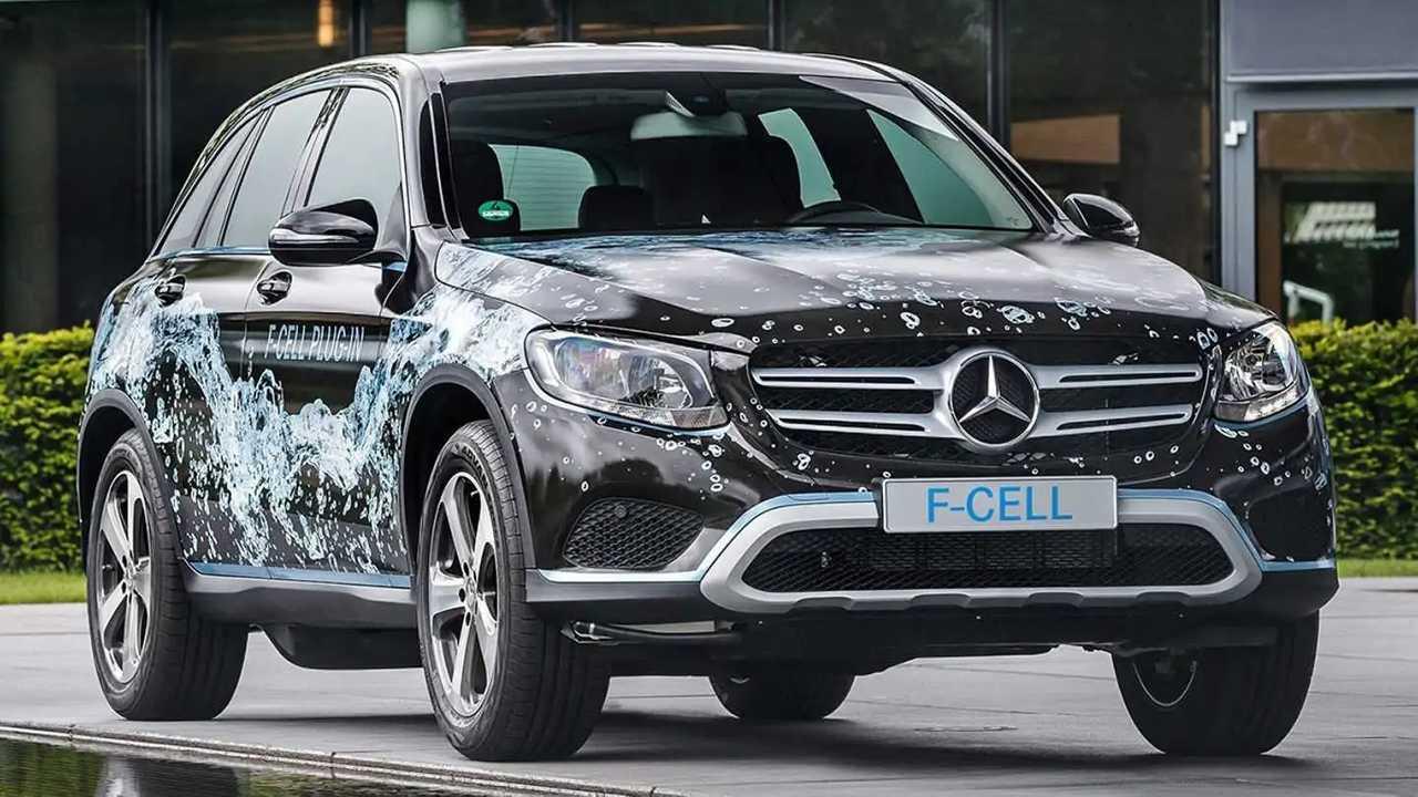 Daimler опроверг отказ от топливных элементов