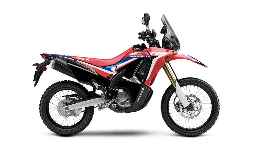 Will The Honda CRF250L Rally Be Rebranded Africa Twin?