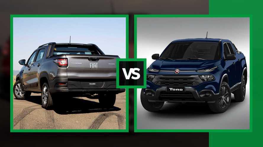 Fiat Strada contro Fiat Toro, quale ci piace di più?