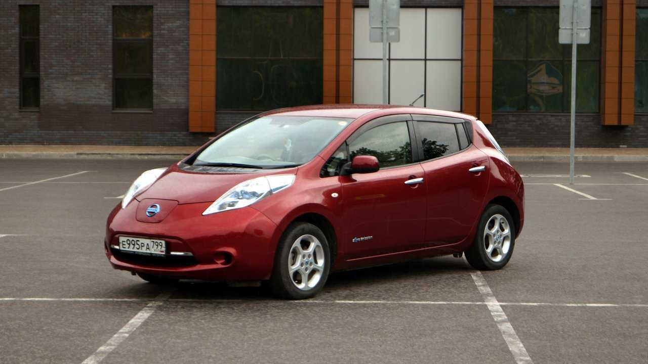 Nissan Leaf JDM 2012