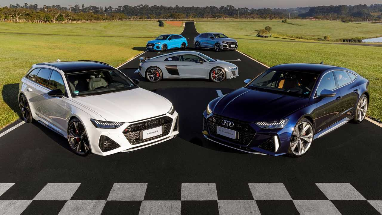 Audi RS Experience