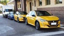 Flagra: Novo Peugeot 208 gravação comercial (BR)