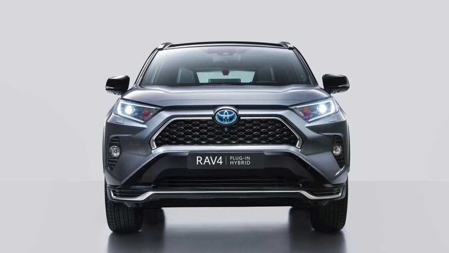 Toyota RAV4 Plug-in Hybrid (2020): Für 46.293 Euro ab sofort bestellbar