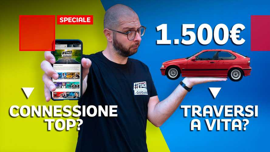 Budget 1.500 euro: comprereste un iPhone o una BMW?