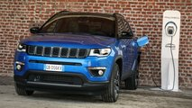 jeep compass renegade 4xe pluginhybrid