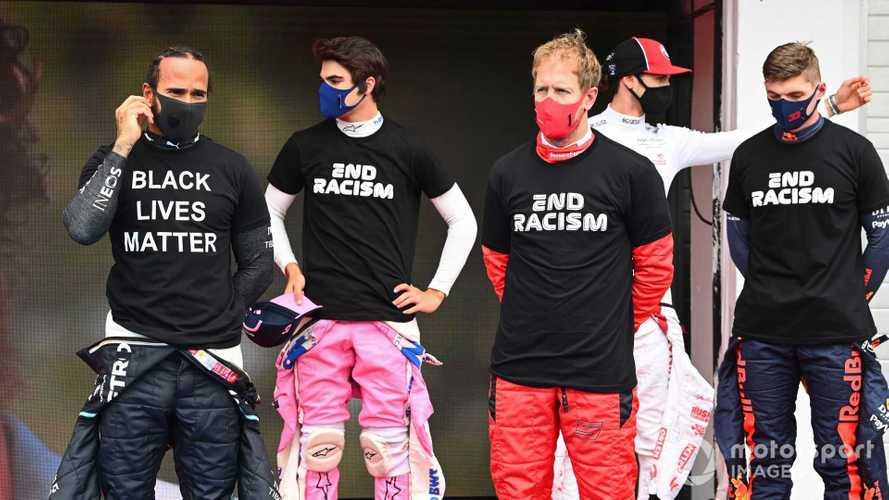 Lewis Hamilton: F1 lacking leadership over anti-racism