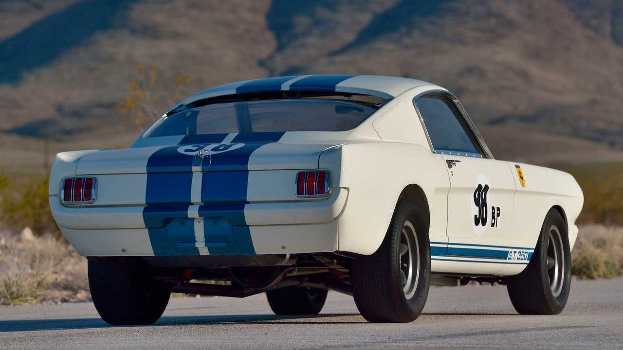 1965 prototipo Shelby GT350R