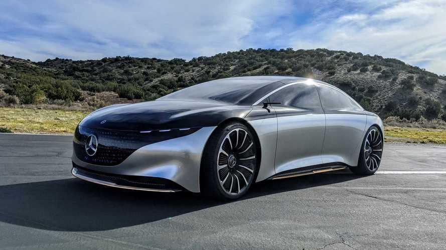 Mercedes EQS terá 700 km de autonomia para colocar Tesla em xeque
