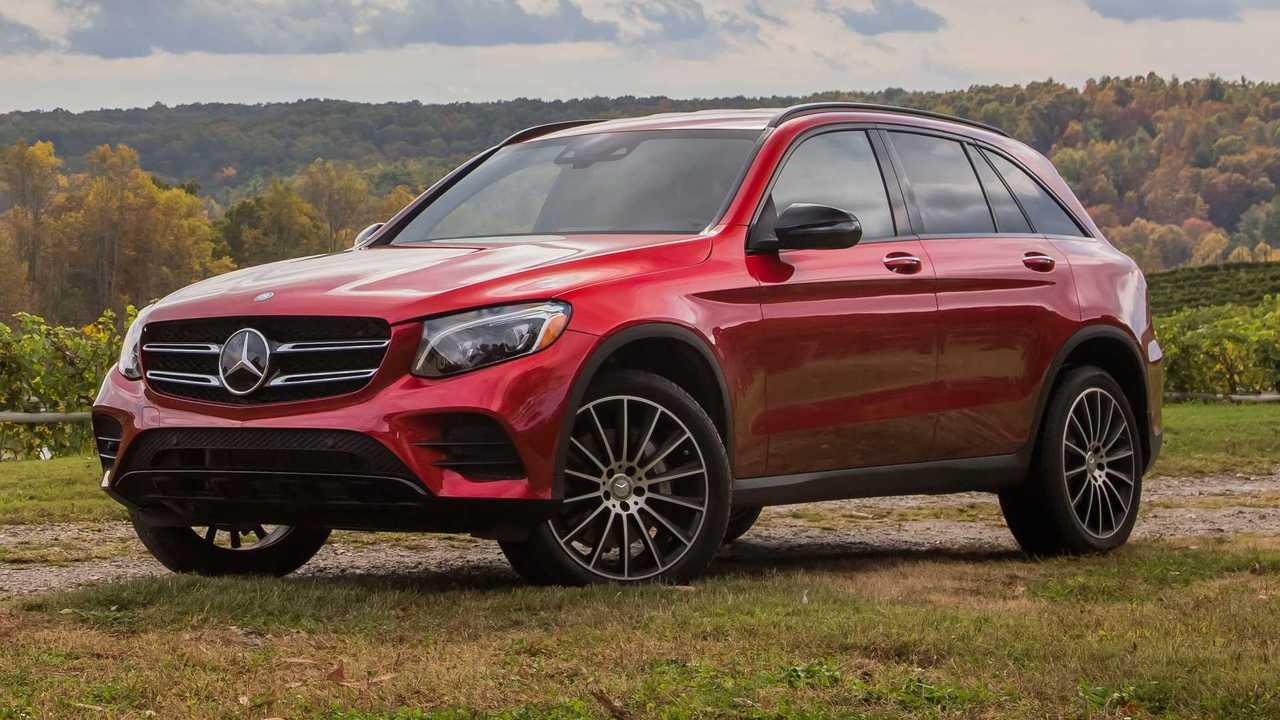 7. Mercedes GLC