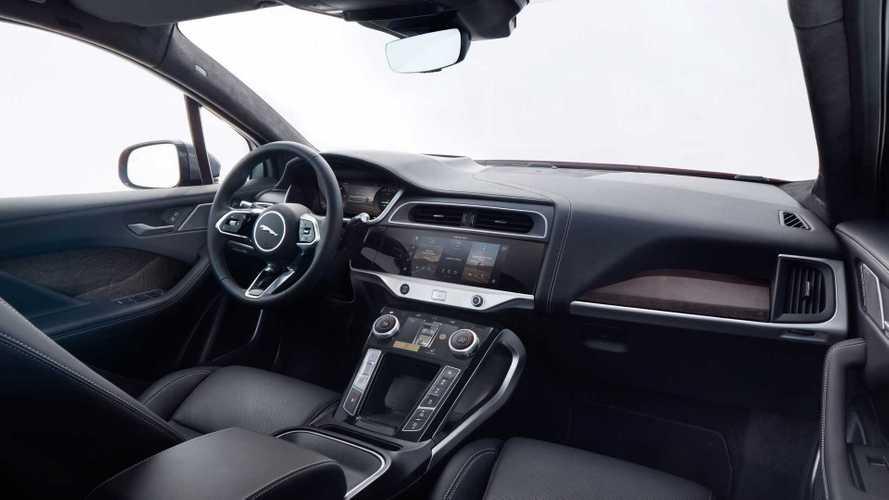 Nuova Jaguar I-Pace, ricarica più veloce e infotainment: tutte le novità