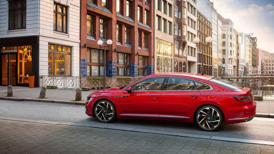 Novo Volkswagen Arteon 2021