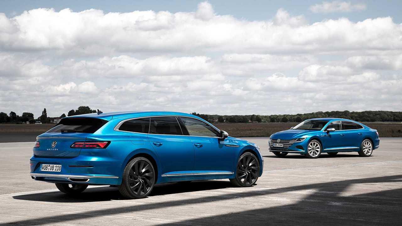 VW Arteon eHybrid (2020)