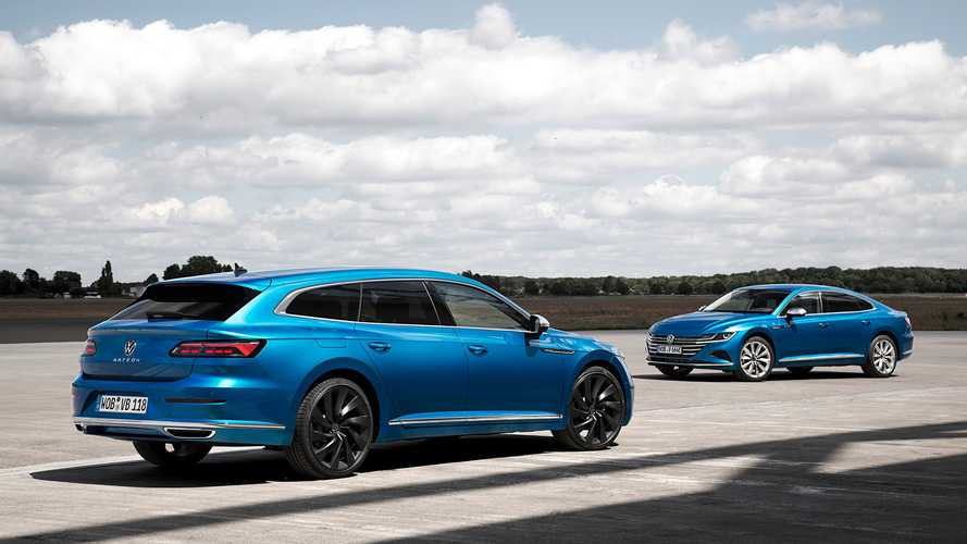 VW Arteon eHybrid (2021): Plug-in-Version kostet rund 51.000 Euro