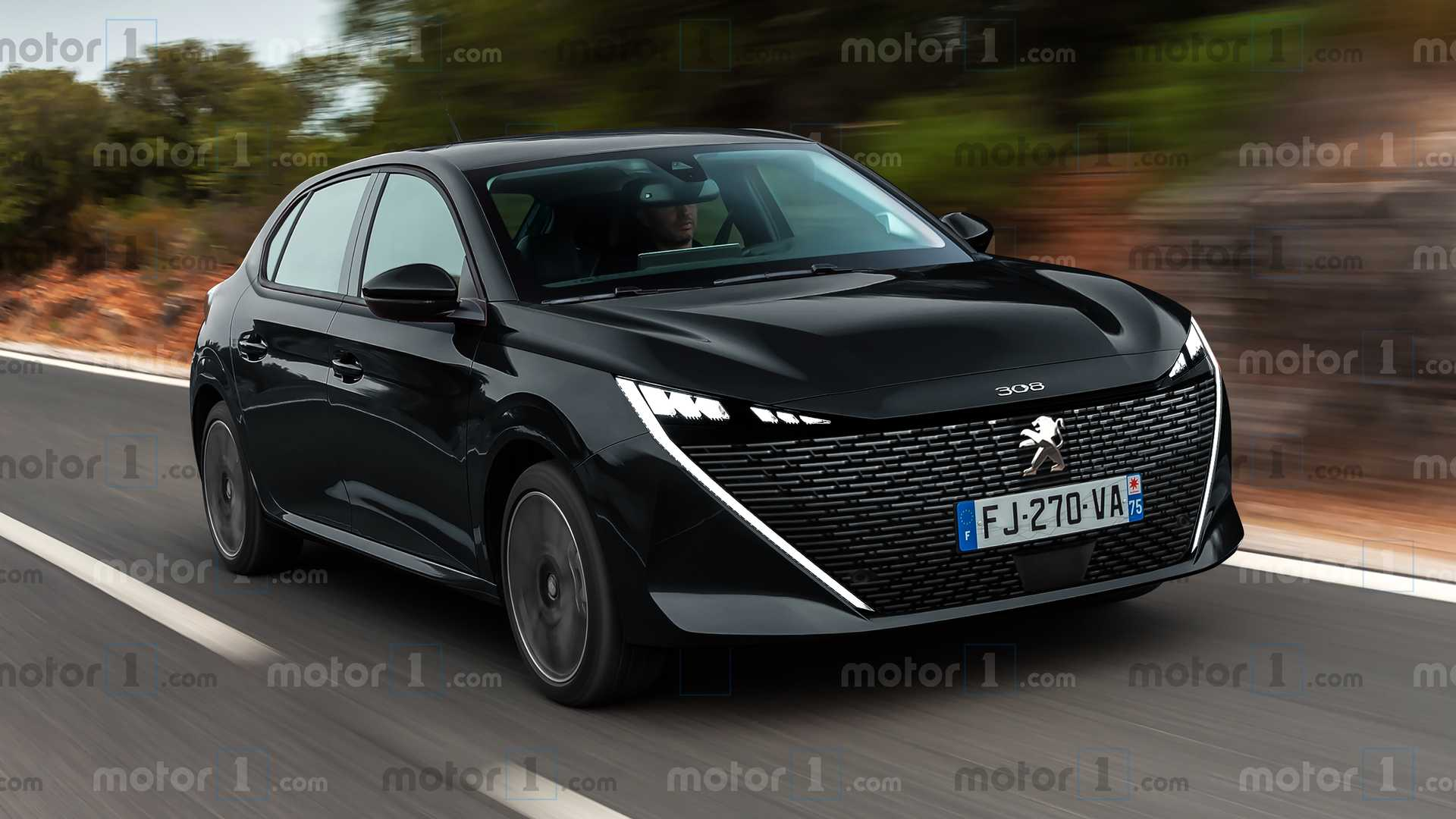 2021 Peugeot 308 Redesign and Concept