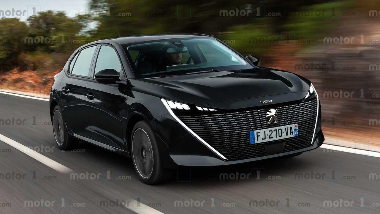 2020 Peugeot 308 Pricing