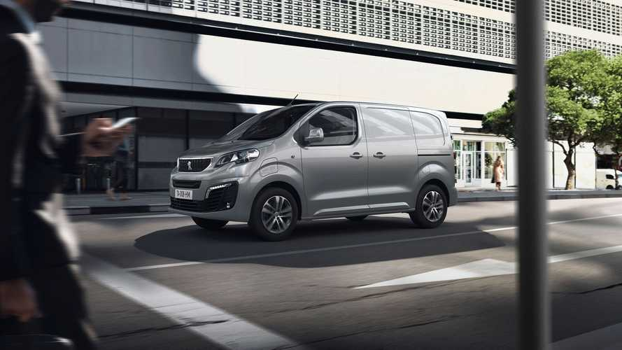 Peugeot introduces an all-electric Expert