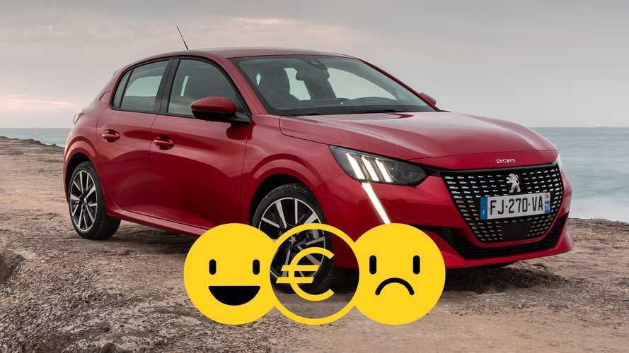 Promozione Peugeot 208 Active 75 CV, perché conviene e perché no