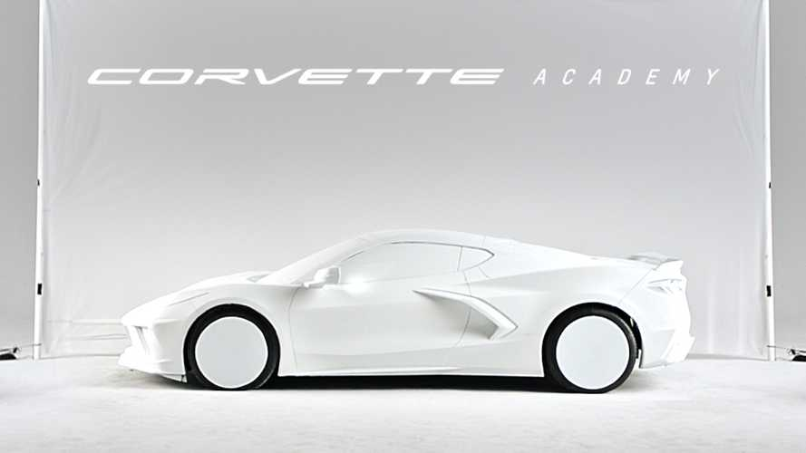 Chevrolet's Corvette Academy Just Got 23 New Educational Videos