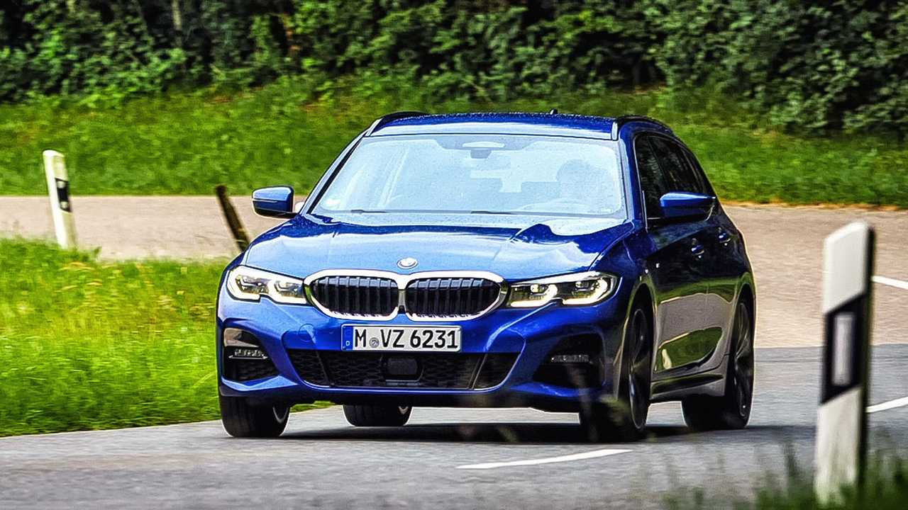 BMW 3er Touring (2020) im Test