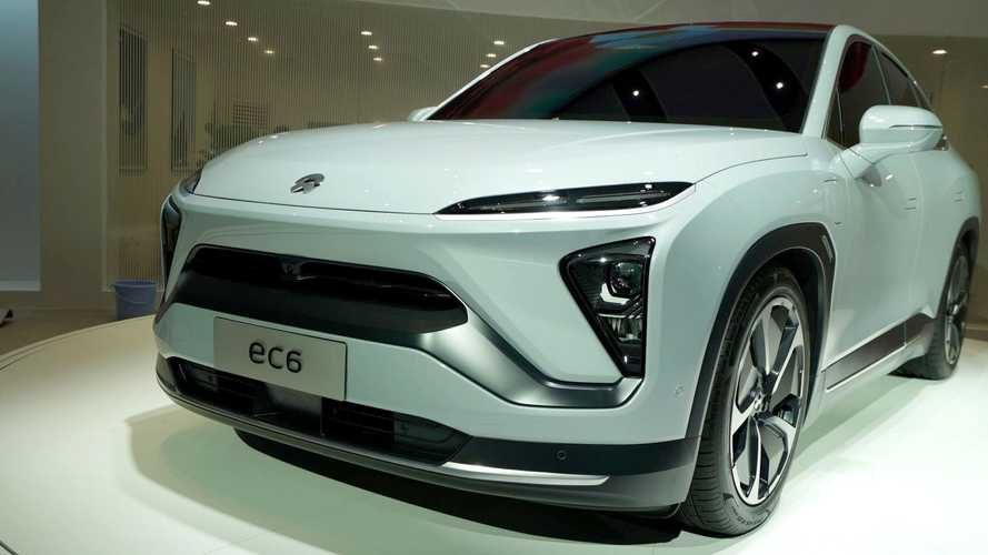 Anti-Tesla Model Y, NIO EC6 estreia com 544 cv e inteligência artificial