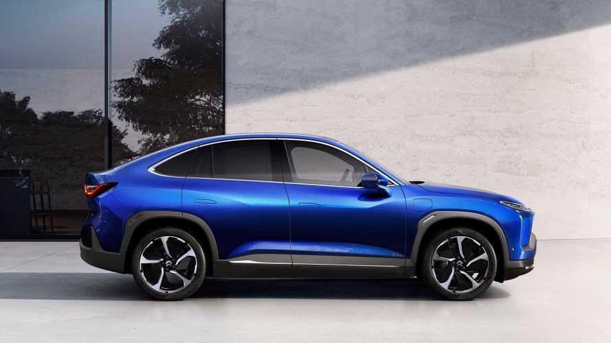 NIO начнет продажи электромобилей в Европе с 2021 года