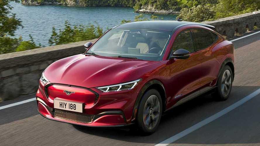 Ford Mustang Mach-E получит «необузданный» режим
