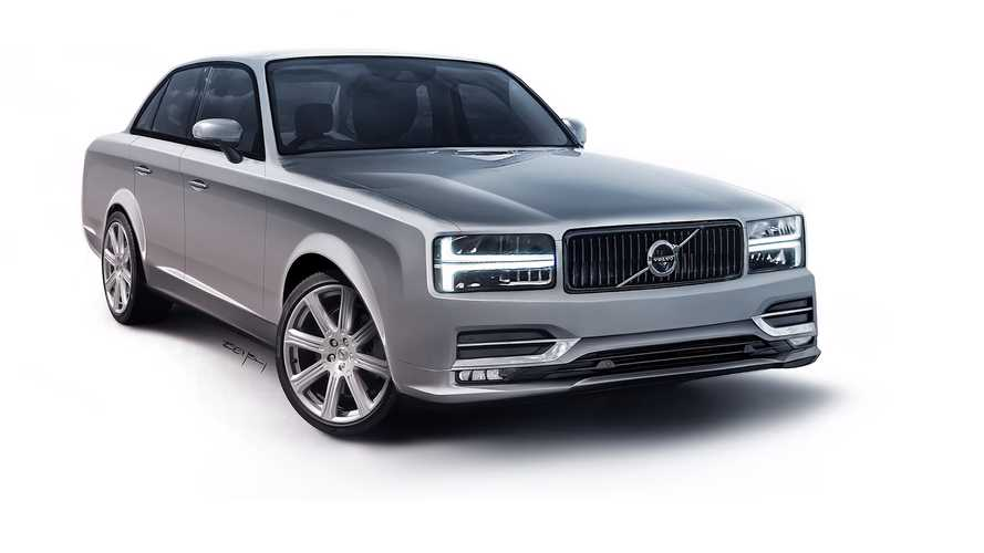 2020 Volvo 240 Rendering Shows It's Still Hip To Be Square