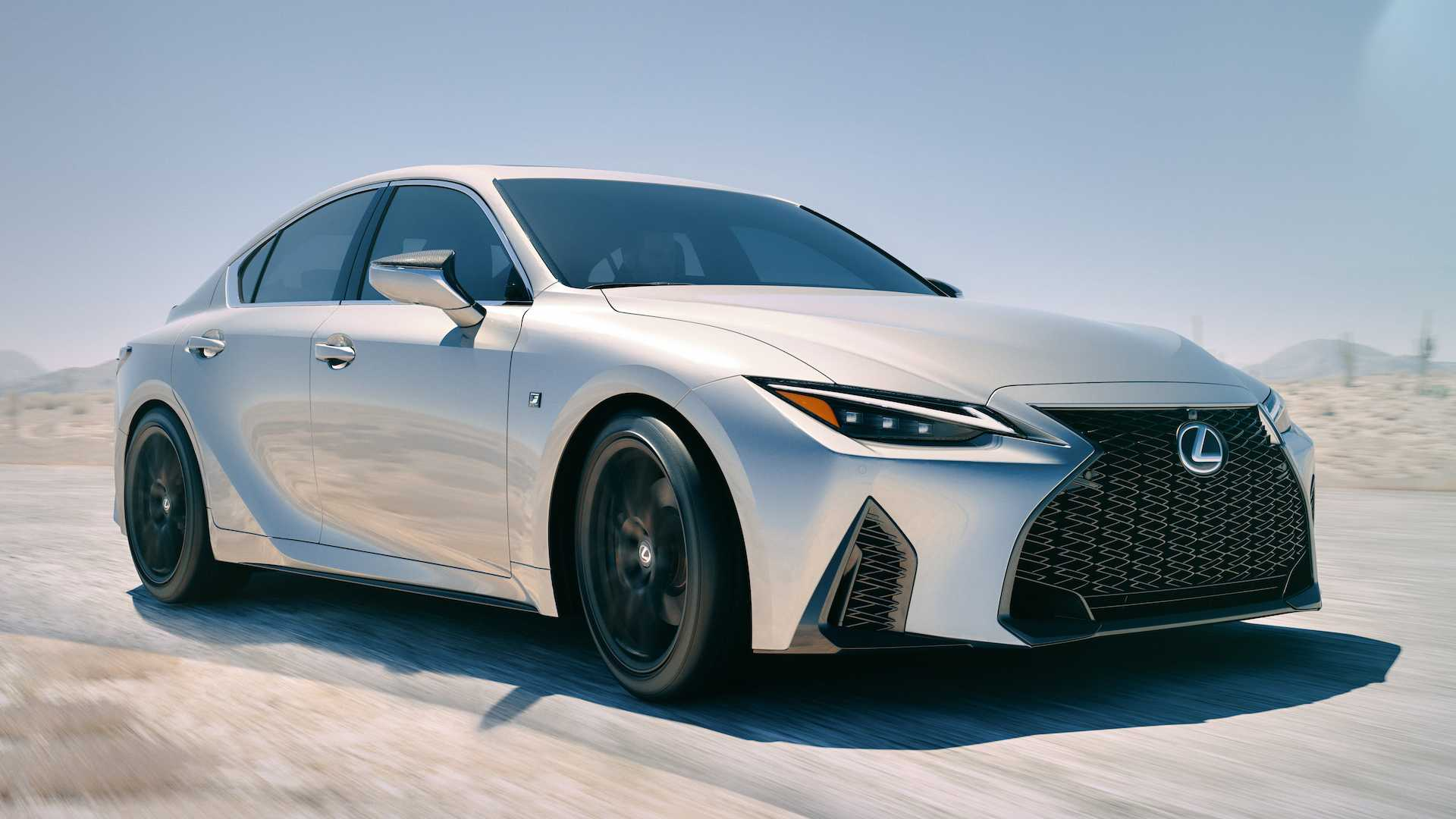 2021 lexus is debuts with sharp styling more tech but