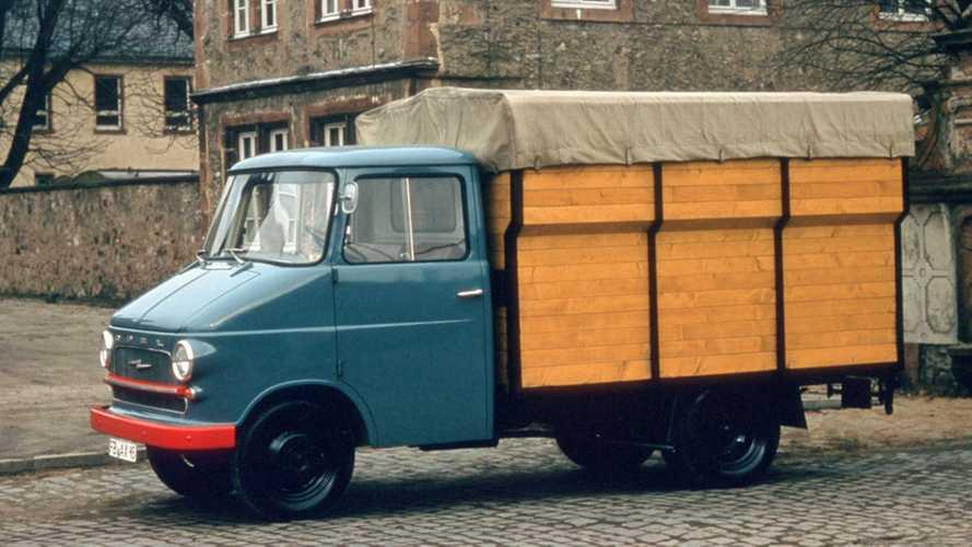 Opel Blitz, un fulmine lungo quarantacinque anni