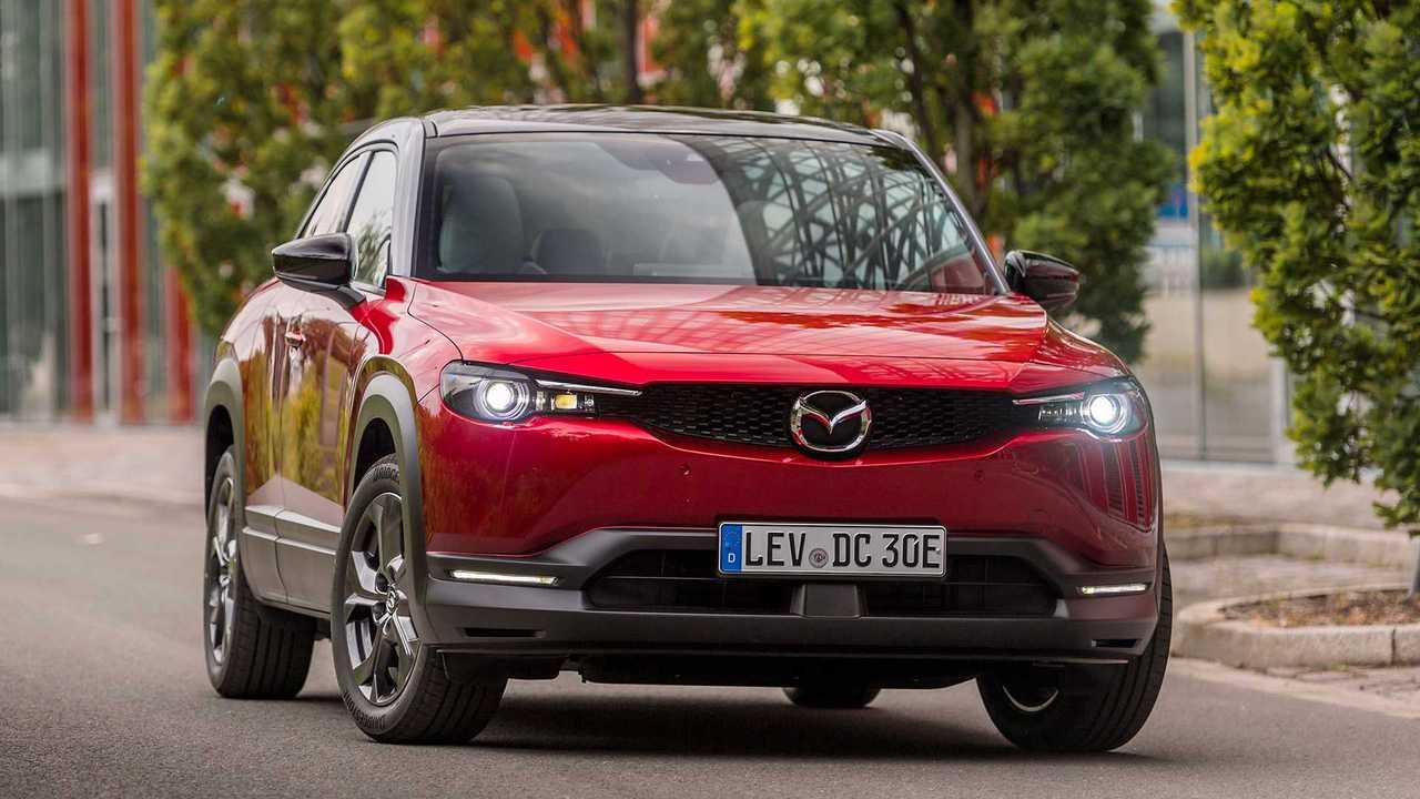 Teste: Mazda MX-30 (2020) - destaque