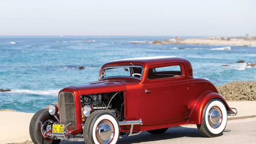 Hot rod heaven: concours winning '32 Ford for sale