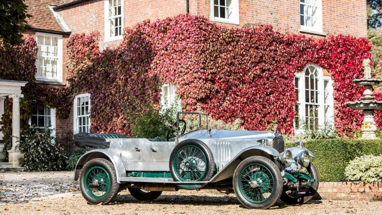 Indian royal's 1920s Vauxhall set to rule at Bonhams auction