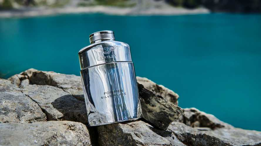 Bentley gets all lifestyle with a new fragrance for men
