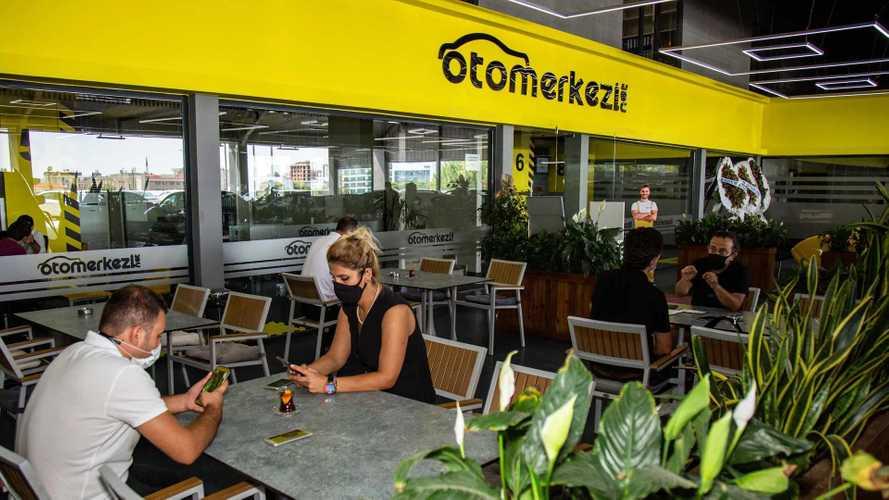 Türkiye'nin en büyük ikinci el otomobil merkezi açıldı