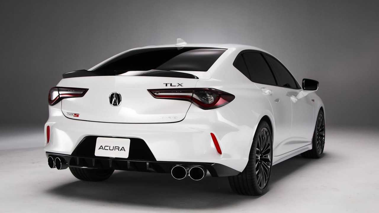 2021 acura tlx and tlx type s debut with poise and power