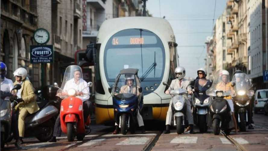 Milano: bonus fino a 3.000 euro per moto e scooter elettrici, a secco gli Euro 5