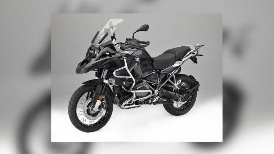 BMW Celebrates 30 Years Of The GS