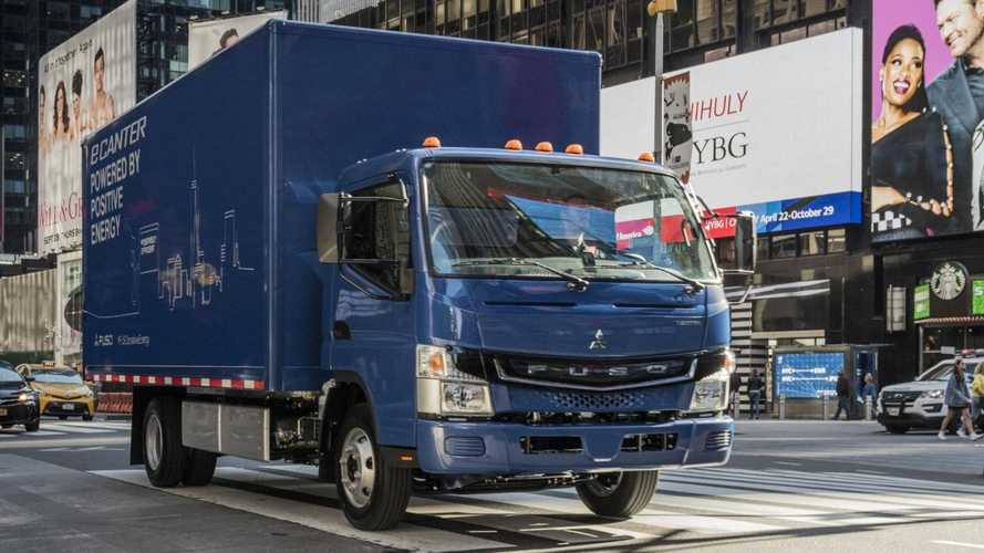 Mitsubishi Fuso Is Pulling Out Of The US