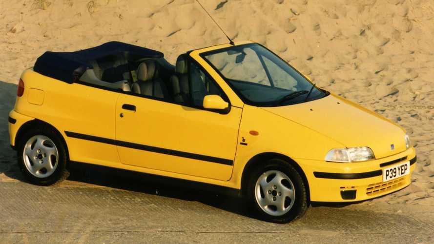 Fiat Punto Cabriolet (1994-2000): Kennen Sie den noch?