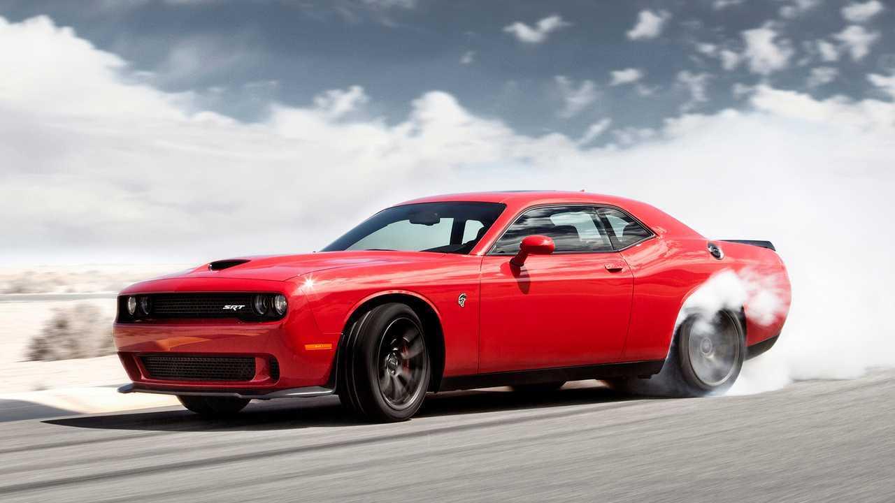 2015-Present Dodge Challenger Hellcat