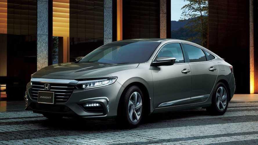'Civic híbrido', Honda Insight 2021 estreia com novidades no visual