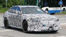 BMW M3 CS (2022): Hardcore-Version zum ersten Mal erwischt
