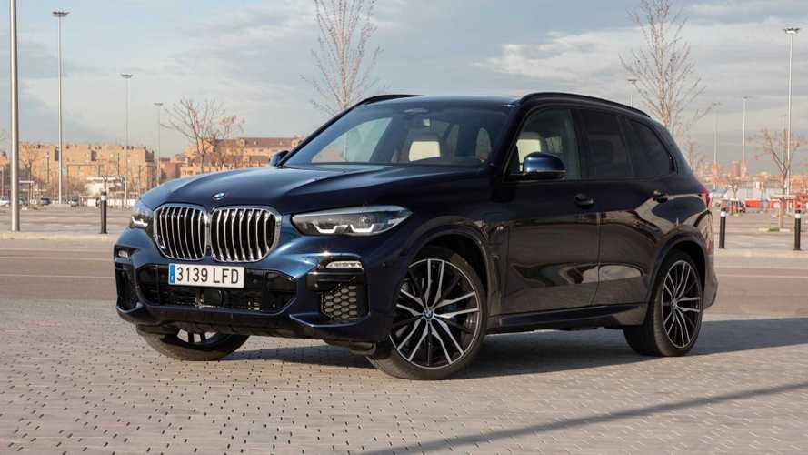 Prueba BMW X5 xDrive45e 2020: ecología con sentido